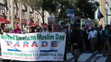 PHOTOS: Solemn messages on New York's 32nd annual Muslim Day Parade