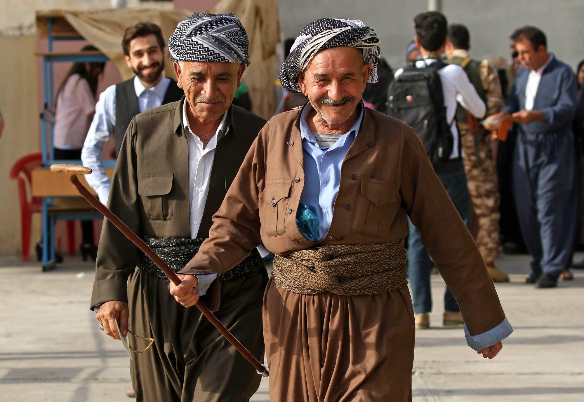 Kurdish referendum.