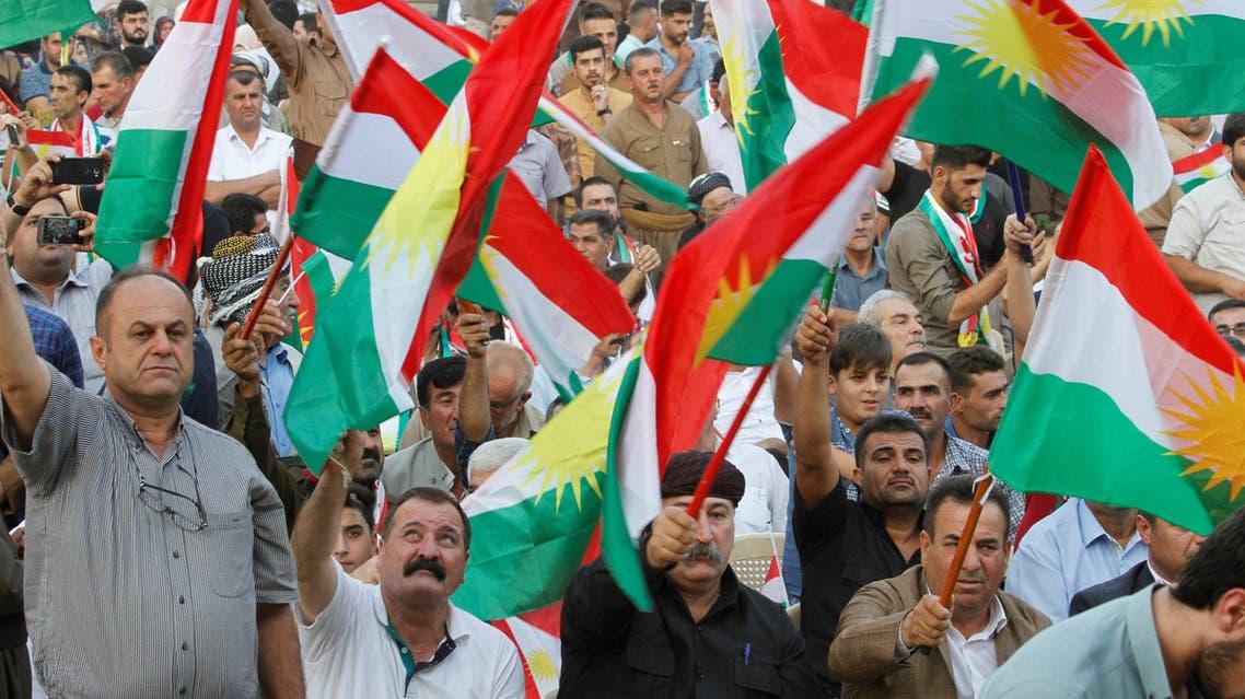 استفتاء كردستان العراق كركوك