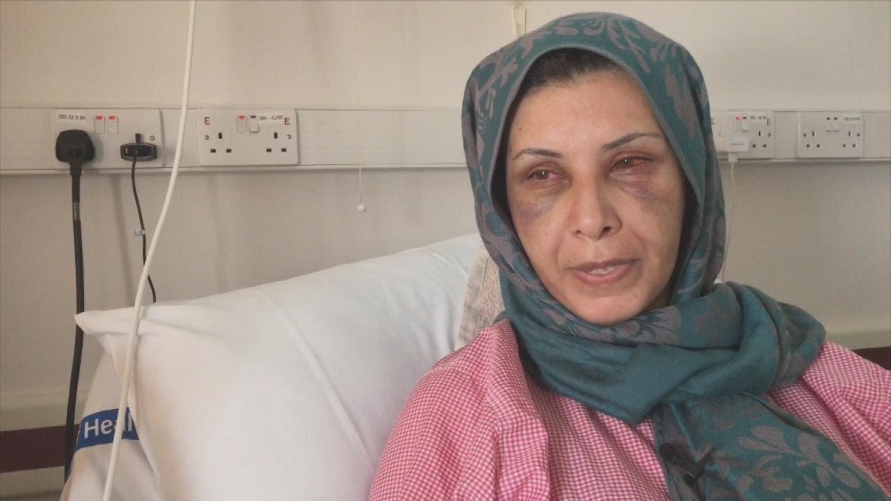 THUMBNAIL_ المعنفة السورية تروي لماذا حاول طليقها قتلها