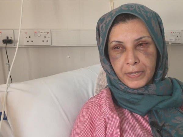 شاهد.. المعنفة السورية زهراء تكشف حقائق طليقها المروعة