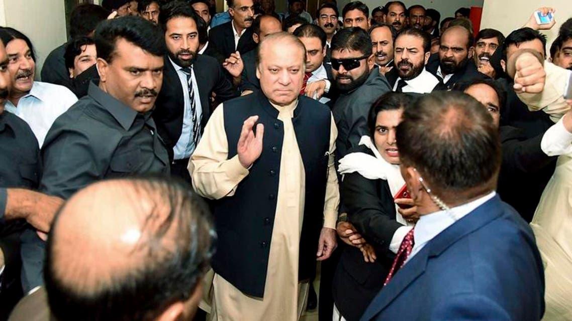 Pakistan Ex PM In Court