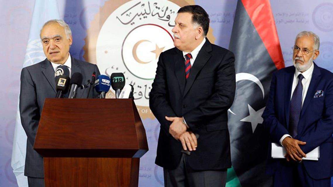 غسان سلامة في تونس