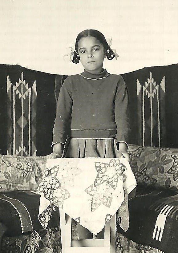 بالصور.. هذه أول سعودية عملت في أرامكو!