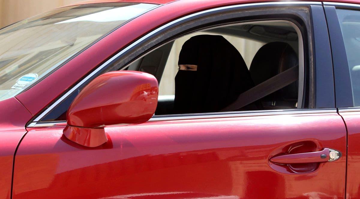 Saudi women driving twitter