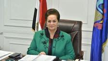 فيديو.. مسؤولة مصرية تتعرض لحادث أثناء مداخلة تلفزيونية