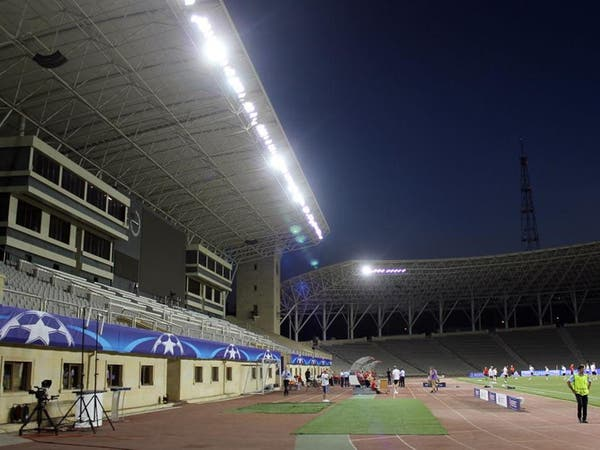قرة باغ يستعد لاستضافة أول مبارياته في دوري الأبطال