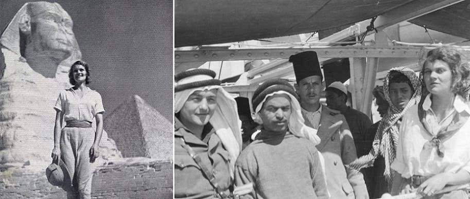 آلوها ويندرول، زارت 75 بلدا بالسيارة، بينها مصر والسودان واليمن