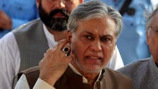 After Nawaz Sharif ouster, Pakistan finance minister indicted in corruption case