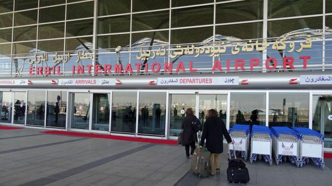 مطار إربيل