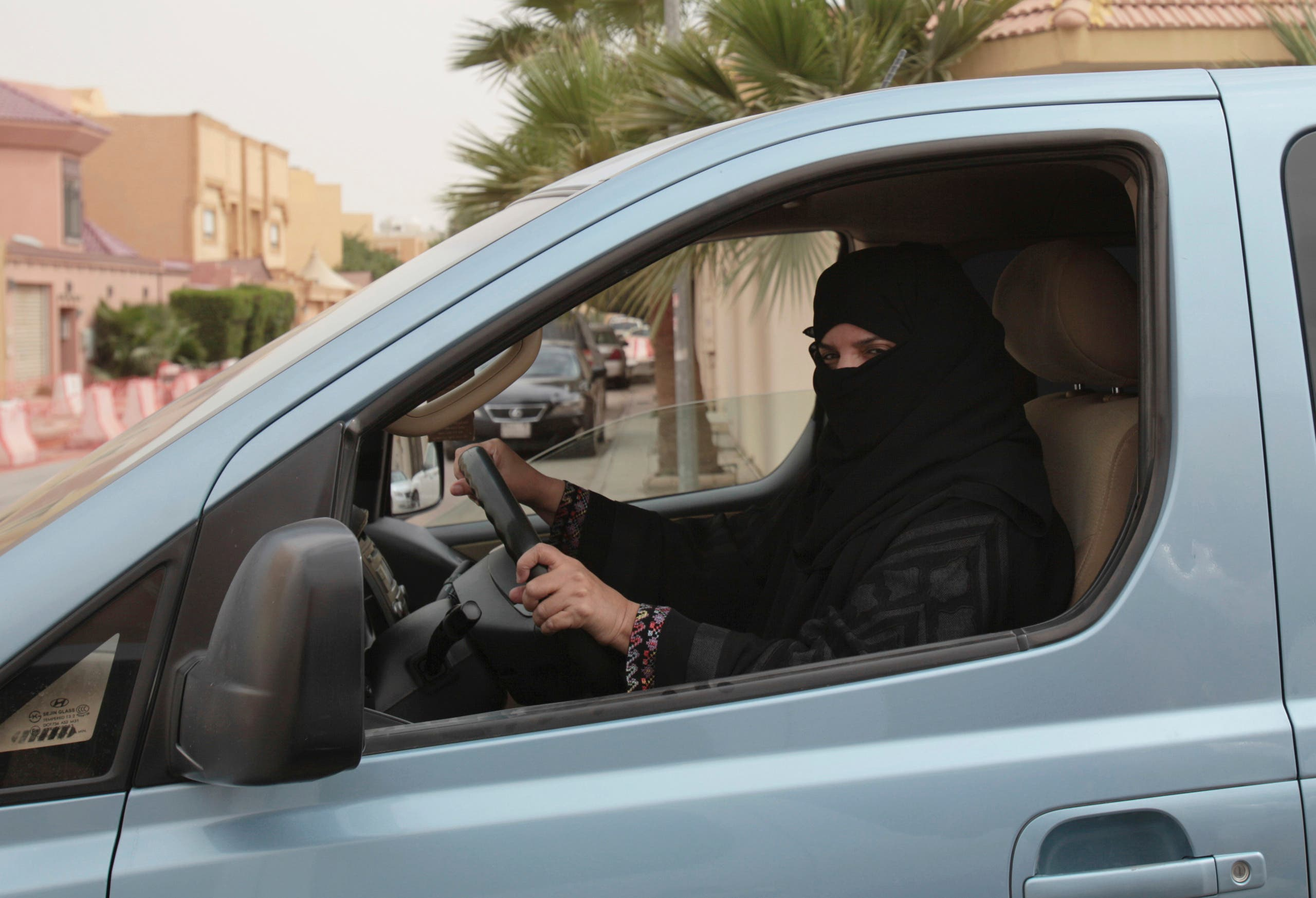 Saudi Arabia authorities announced Tuesday Sept. 26, 2017, that women will be allowed to drive for the first time AP