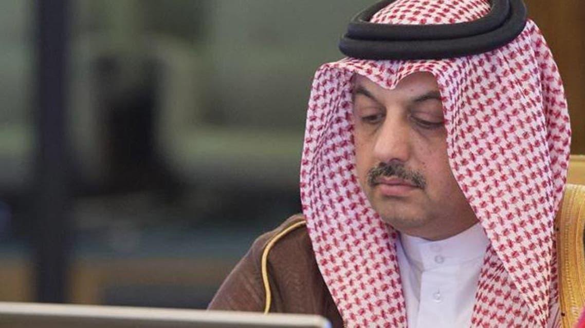 خالد بن محمد العطية، وزير الدولة لشؤون الدفاع القطري