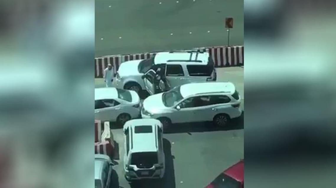 Video of Saudi woman driving out of a tight spot goes viral after royal decree
