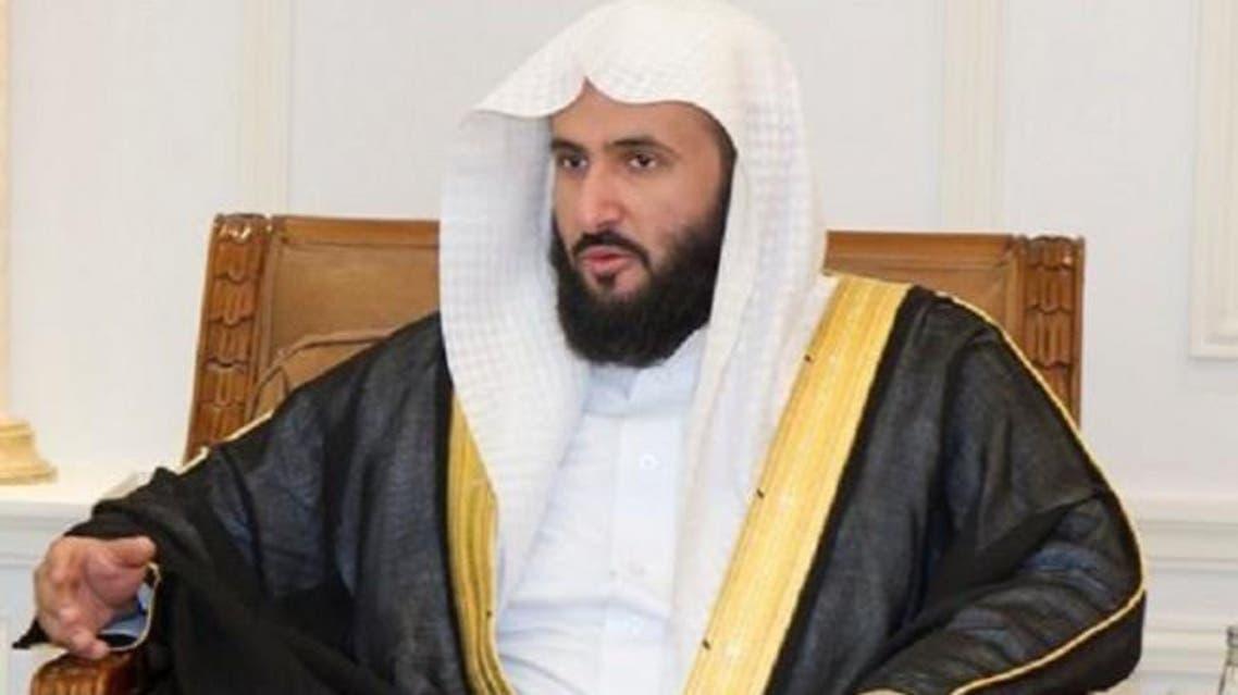 وزير العدل رئيس المجلس الأعلى للقضاء الشيخ الدكتور وليد بن محمد الصمعاني
