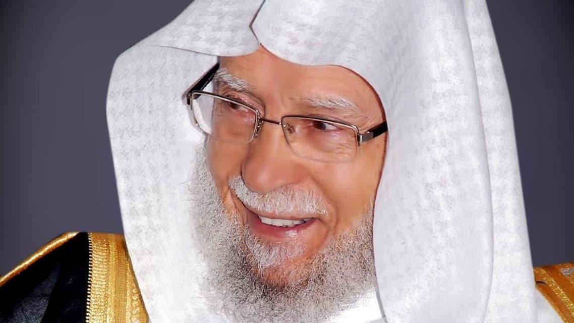 عضو هيئة كبار العلماء الشيخ عبدالله بن عبدالمحسن التركي