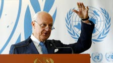 UN special envoy wants new round of Syria talks in coming weeks