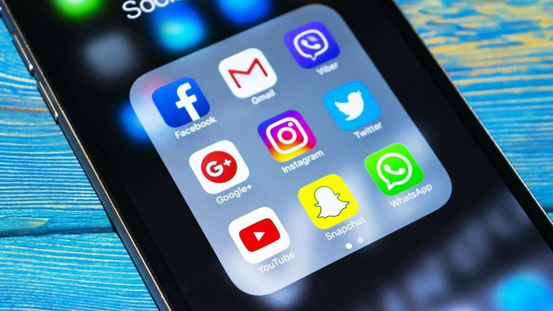social media shutterstock