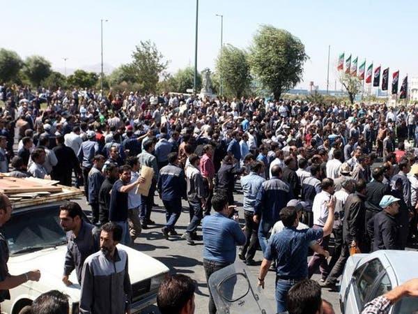 العمال رفضا للأجور في إيران: نحتاج الضعف لمواجهة الغلاء