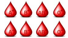 من فصيلة دمك.. تعرف على مرضك القادم!