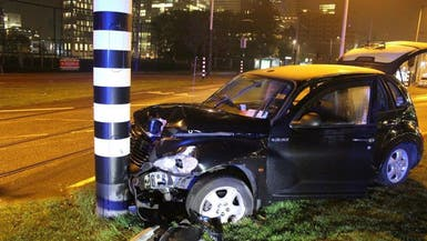 السيتي يؤكد: أغويرو تعرض إلى حادث سير بهولندا