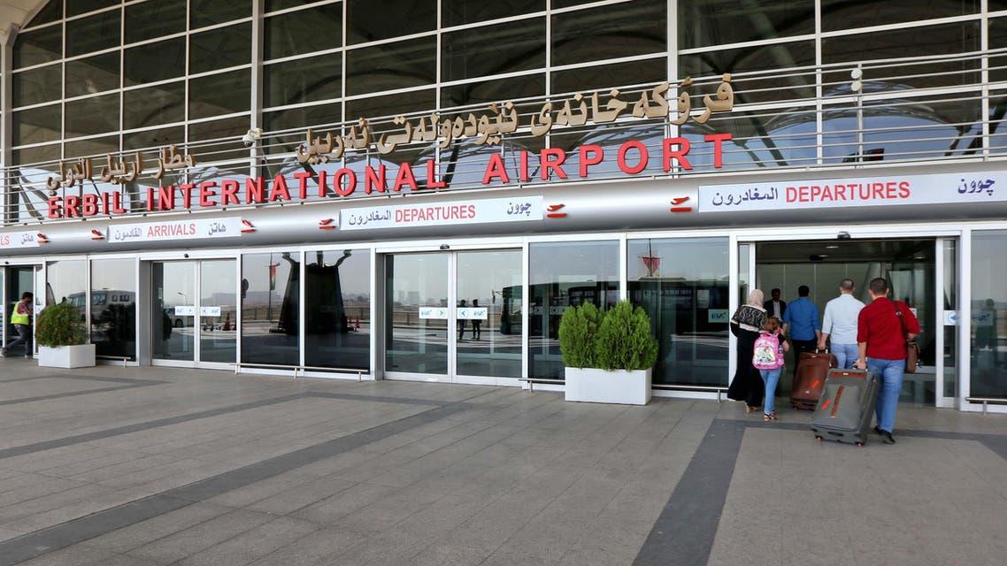 مطار أربيل 3