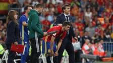 مدرب المنتخب الإسباني يستبعد ديفيد فيا