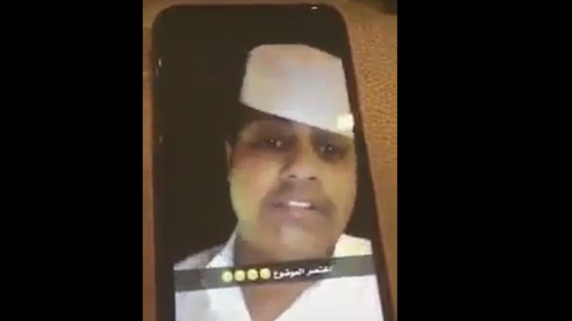 سعودي يهدد قيادة المرأة