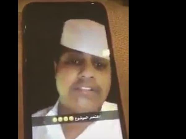صاحب فيديو حرق سيارات السعوديات بقبضة الشرطة بعد ساعات