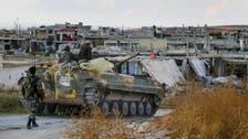 شام : داعش کے حملوں میں بشار کی فورسز کے درجنوں عناصر ہلاک