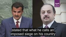 خلیجی ممالک کے بائیکاٹ کے مضمرات پرقطری اربابِ اقتدار کی تضاد بیانیاں جاری