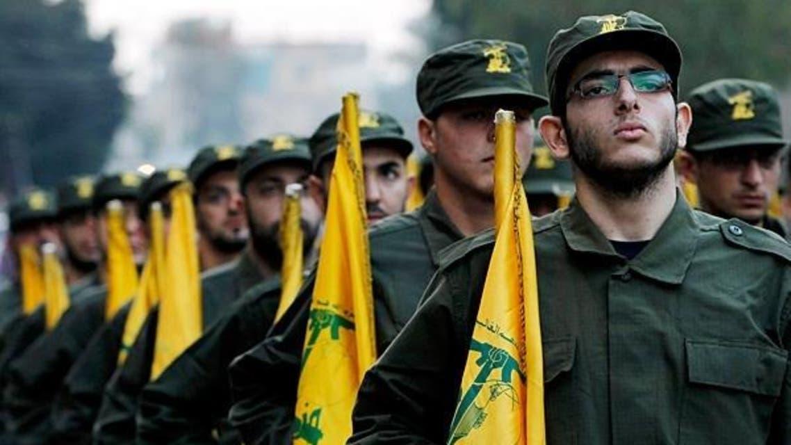 عناصر من حزب الله 3