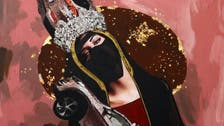 Saudi artist celebrates triumph of women driving through unique artwork