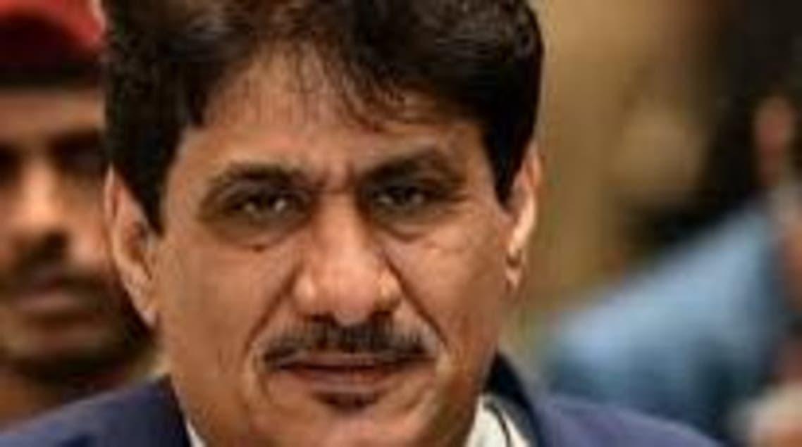 محمد سالم بن حفيظ وزير الصحة في حكومة الانقلاب اليمنية الموالي لصالح