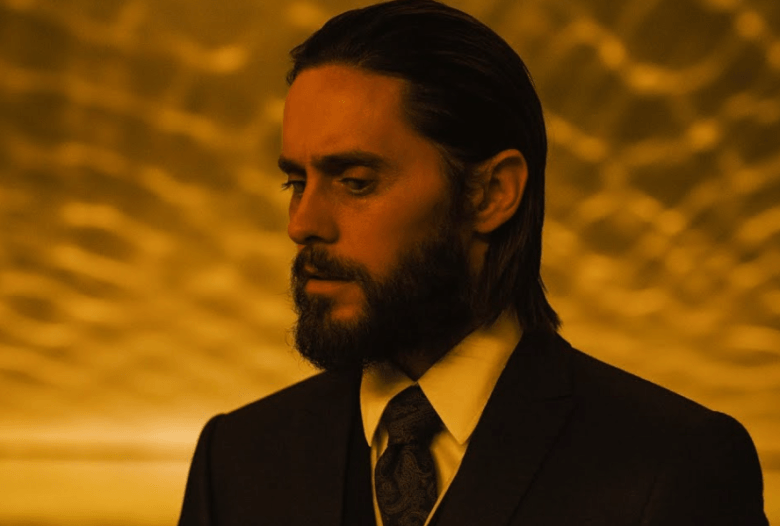 In Blade Runner 2049, Leto plays Niander Wallace, the head of the corporation that builds the 'replicant' slave class. (Photo courtesy: Warner Bros.)
