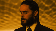 EXCLUSIVE: Blade Runner 2049's cast reacts to Jared Leto acting blind on set