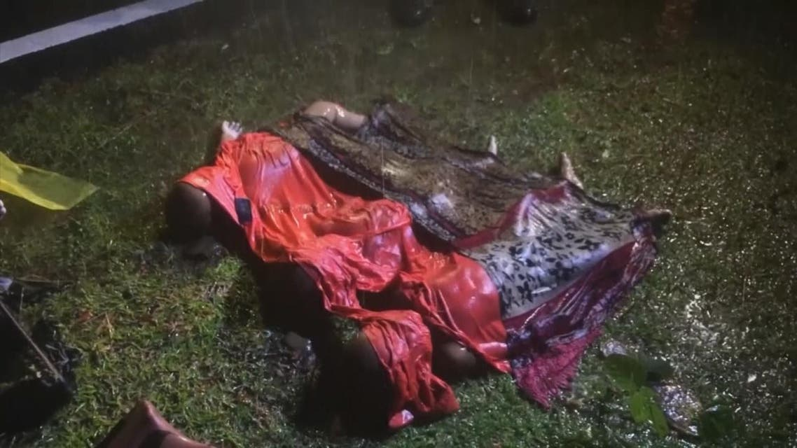 THUMBNAIL_ ميانمار تدفن جثث الروهينغا قبيل وصول وفد الأمم المتحدة