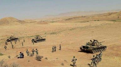 إيران تنشر مدافعها.. ودباباتها تلوح على حدود كردستان