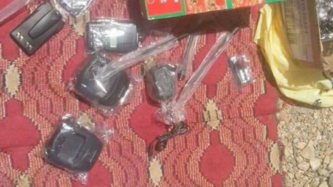 الامن اليمني يحبط عملية تهريب اجهزة اتصالات