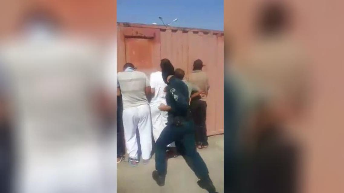 Shocking video shows Iranian guards forcing Ahwazi Arabs to bark in detention