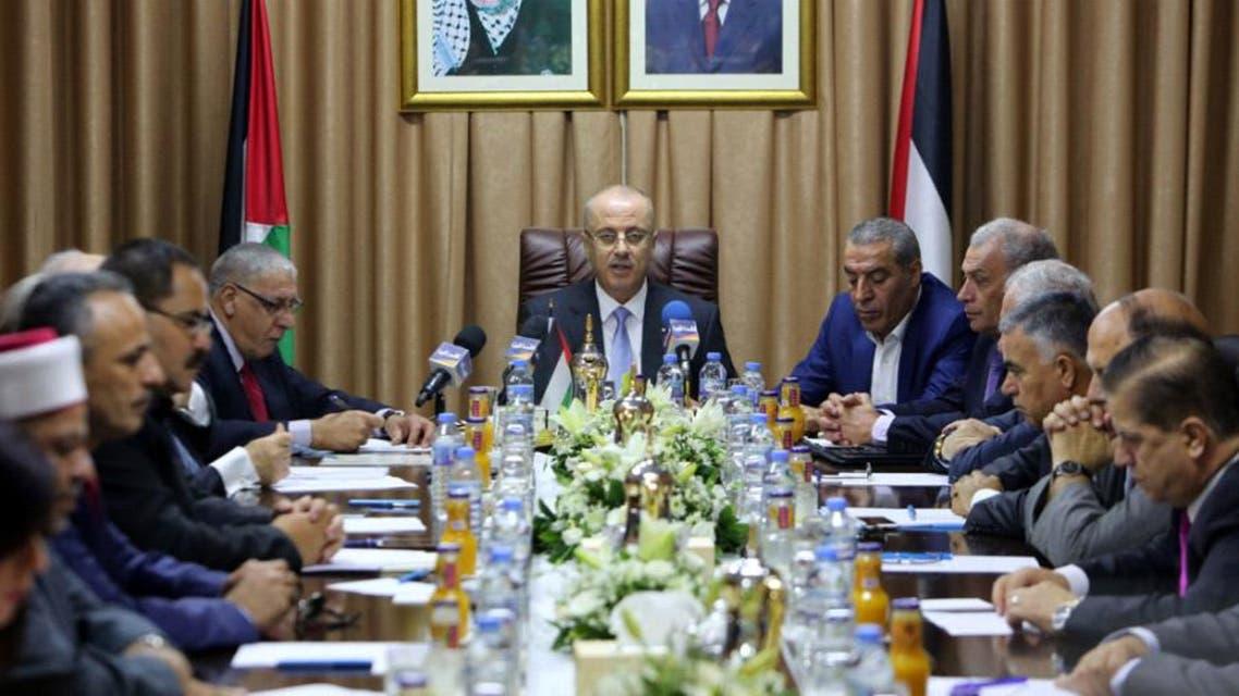 حكومة الحمد الله في غزة 3-10-2017