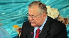 Former Iraqi President Jalal Talabani dies aged 83