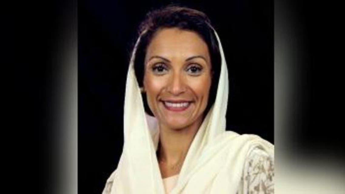 أول متحدثة رسمية للسفارة السعودية في واشنطن فاطمة باعشن 3