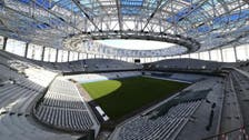 Putin says Russia venues for 2018 World Cup overall on track, but there are delays
