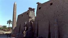 مصر.. اكتشاف جزء من مسلة ملكية في سقارة