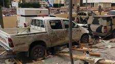 Five dead in suicide bombing in Libya's Misrata