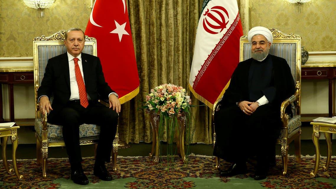 روحاني و اردوغان