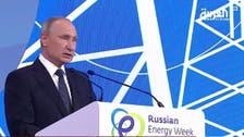 صدر پوتین کی شام میں کل جماعتی کانفرنس بلانے کی تجویز