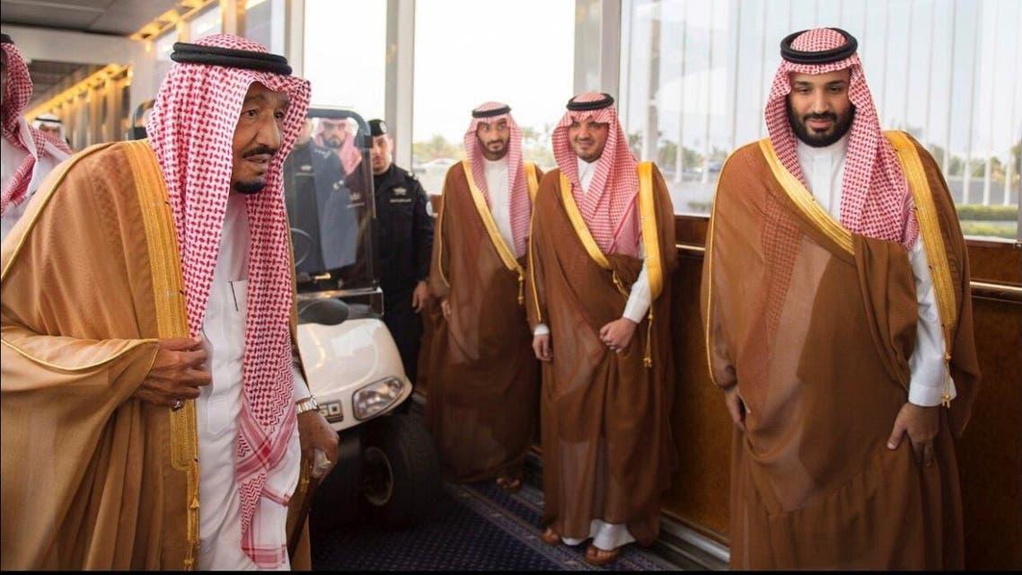 King Salman, Crown Prince MBS