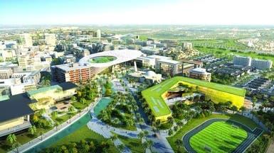 """5 مليارات درهم استثمار بالمدينة السكنية بـ """"دبي الجنوب"""""""