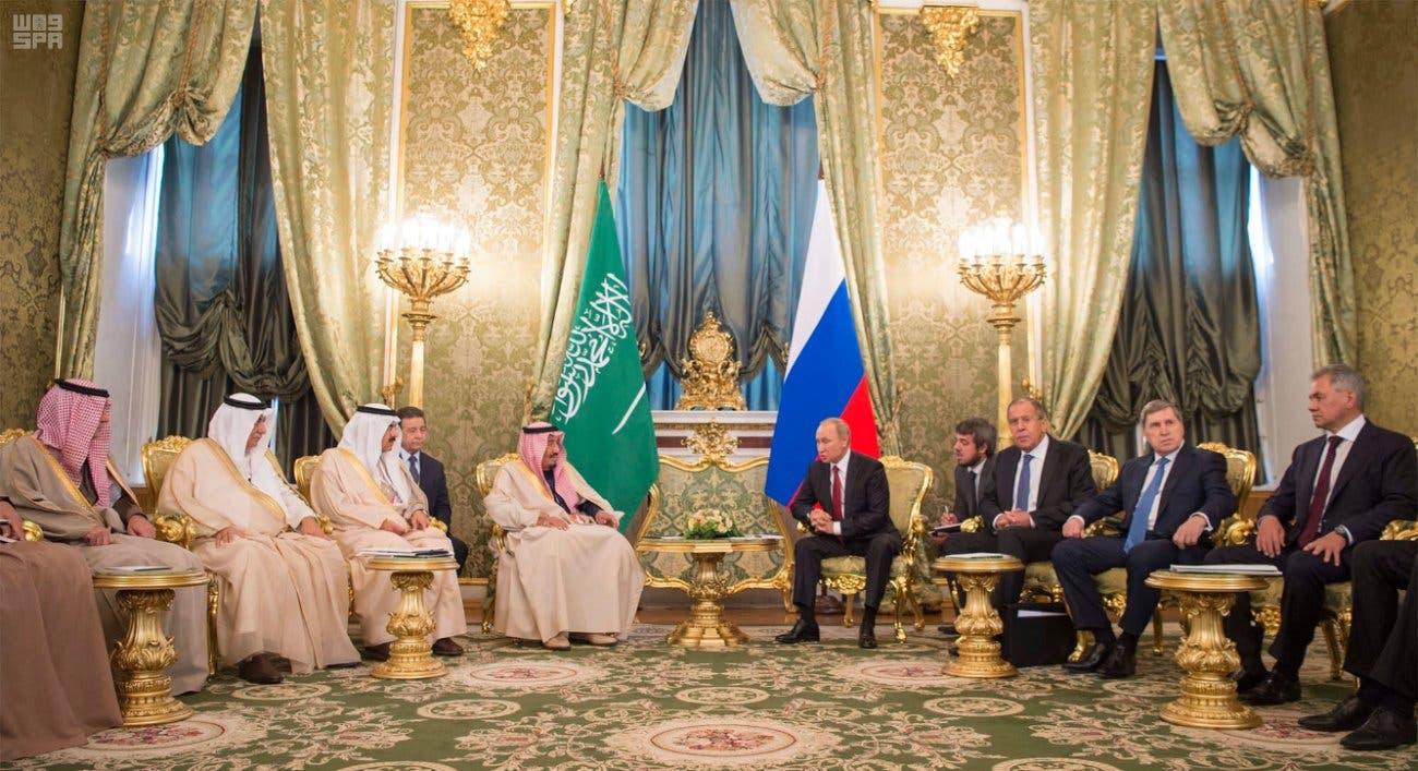 King Salman's historic trip to Russia